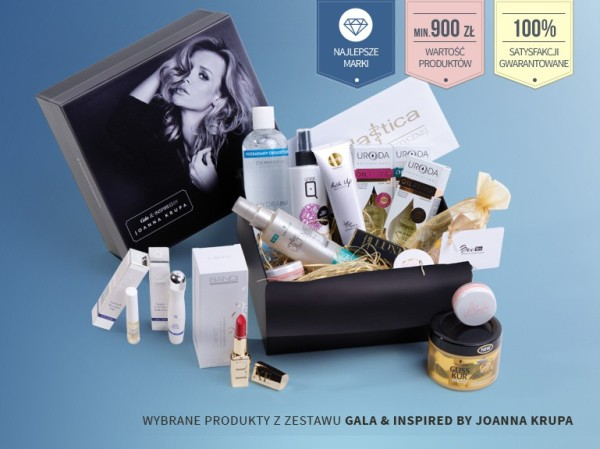 Gift Box from Joanna Krupa