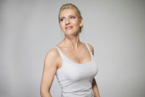 Anna - breast enlargement