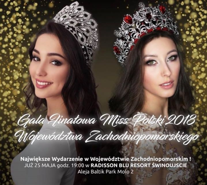 Beauty Group sponsors the Miss Poland 2018 election of the Westpomeranian Voivodship