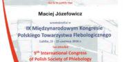 Certyficate - Maciej Józefowicz