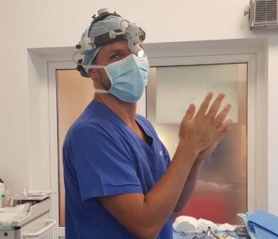 dr Grzegorz Jamro - Specialist in Otorhinolaryngology